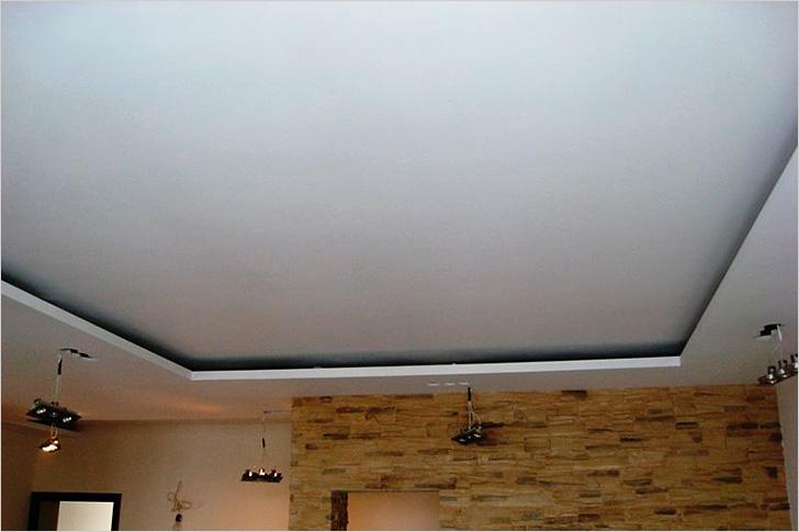 Фото потолки из гипсокартона своими руками в коридоре