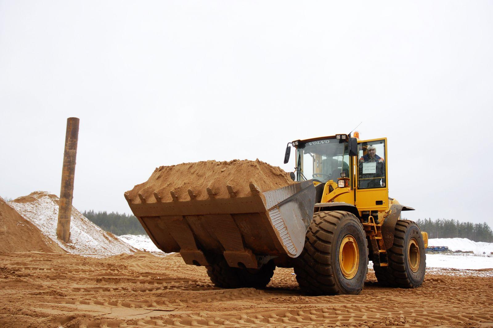 Купить строиельный песок пс групп строительная компания
